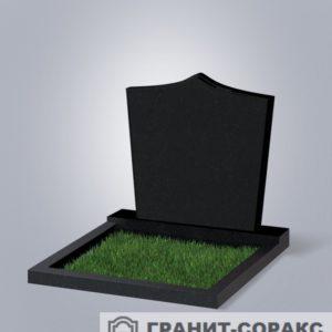 Гранитный горизонтальный мемориал. Вариант №11