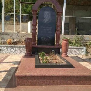 Фото памятника для мусульман в Крыму