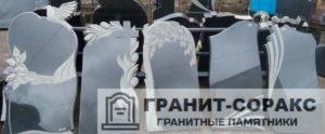 Фото резных мемориалов. Вид №17