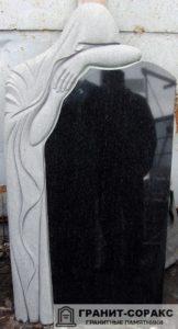 Фото резных мемориалов. Вид №24