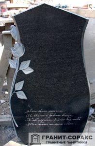 Фото резных мемориалов. Вид №25
