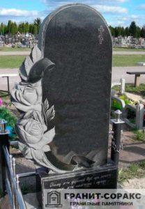 Фото резных мемориалов. Вид №6