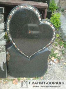 Обелиски в виде сердца №1