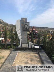 Фото установленных надгробий, №2