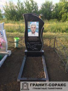 Фото установленных надгробий, №4