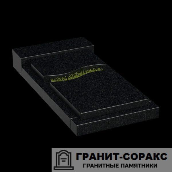 Фото гранитной надгробной плиты для надгробия. №4