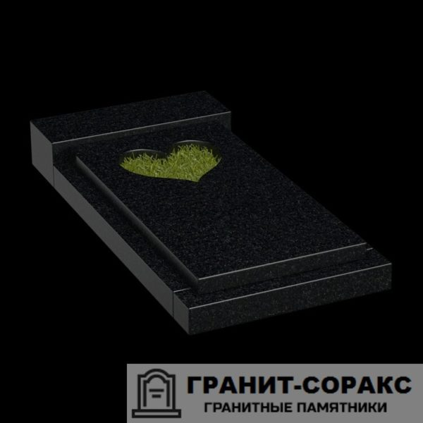 Фото гранитной надгробной плиты для надгробия. №6