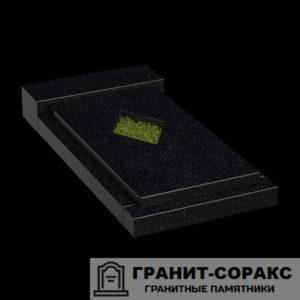 Фото гранитной надгробной плиты для надгробия. №7