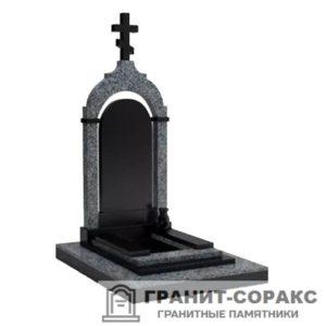 Фото №6. Памятник из разных видов камня.