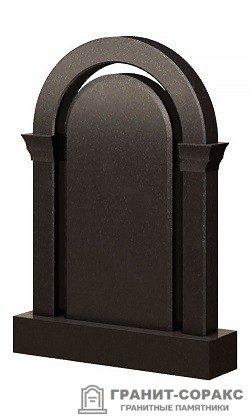 Фото №3. Надгробие на кладбище с аркой.