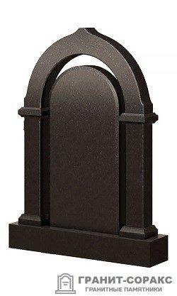 Фото №8. Надгробие на кладбище с аркой.