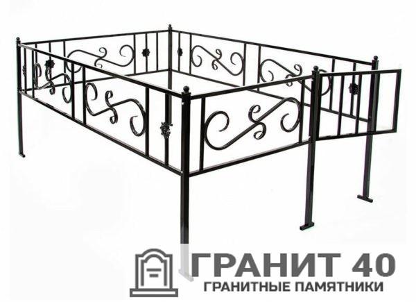 оградка на могилу в Симферополе